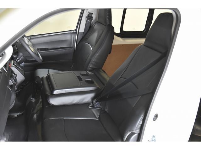 ロングDX CRSコントラストパッケージ バンテラ仕様 カスタムコンプリートカー 18AW ローダウン バッドフェイス フロントグリルマットブラック塗装(13枚目)