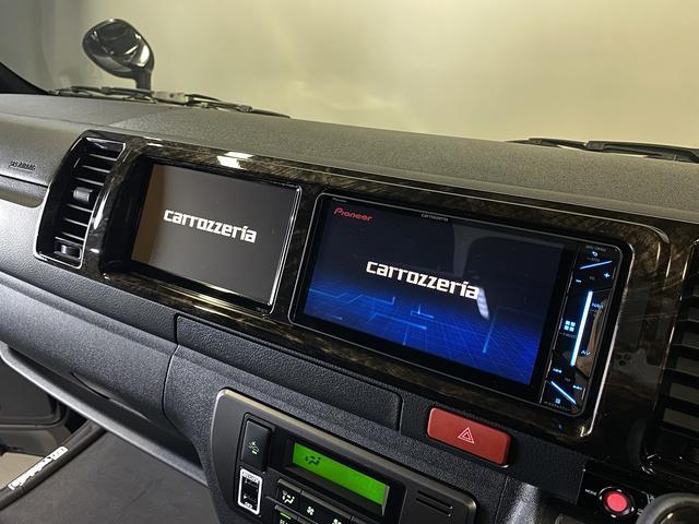 スーパーGL ダークプライム 自社ユーザー様買取・ワンオーナー・TRD16インチAW・3ナンバー乗用車登録・2インチリフトアップ・床フローリング・フェリソニン全面施工・マルチウェイベットキット・内装張り替え・スキッドバー・クルスロ(40枚目)