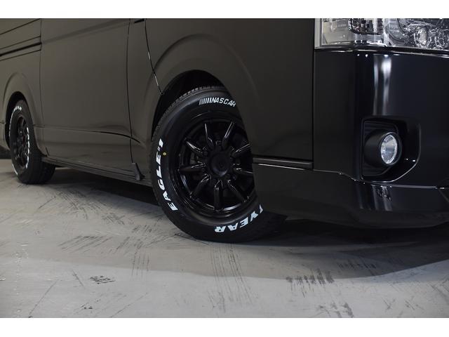 スーパーGL ダークプライム CRSユーズドコンプリートカー入庫・ESSEXフロントリップスポイラーVer4・ファブレスバローネ16インチAW・ローダウン・LEDヘッドライト・両側パワースライドドア・プッシュスタート(6枚目)