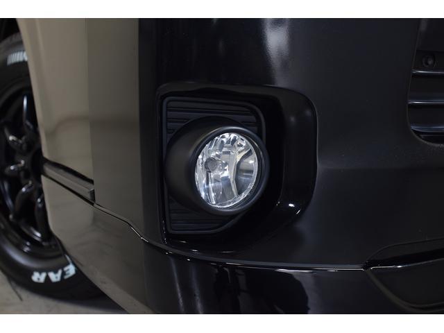 スーパーGL ダークプライム CRSユーズドコンプリートカー入庫・ESSEXフロントリップスポイラーVer4・ファブレスバローネ16インチAW・ローダウン・LEDヘッドライト・両側パワースライドドア・プッシュスタート(9枚目)
