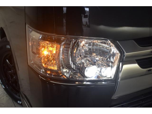 スーパーGL ダークプライム CRSユーズドコンプリートカー入庫・ESSEXフロントリップスポイラーVer4・ファブレスバローネ16インチAW・ローダウン・LEDヘッドライト・両側パワースライドドア・プッシュスタート(14枚目)