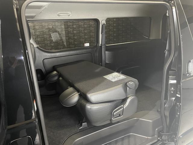 スーパーGL ダークプライム CRSユーズドコンプリートカー入庫・ESSEXフロントリップスポイラーVer4・ファブレスバローネ16インチAW・ローダウン・LEDヘッドライト・両側パワースライドドア・プッシュスタート(38枚目)