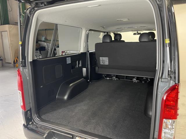スーパーGL ダークプライム CRSユーズドコンプリートカー入庫・ESSEXフロントリップスポイラーVer4・ファブレスバローネ16インチAW・ローダウン・LEDヘッドライト・両側パワースライドドア・プッシュスタート(39枚目)