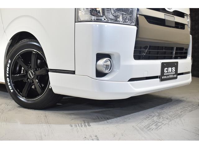 スーパーGL 50TH アニバーサリーリミテッド CRSユーズドコンプリートカー・限定車両・ESフロントリップスポイラーVer4・EC17インチAW・ローダウン・LEDヘッドライト・両側パワースライドドア・プッシュスタート・スマートキー(7枚目)
