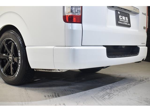 スーパーGL 50TH アニバーサリーリミテッド CRSユーズドコンプリートカー・限定車両・ESフロントリップスポイラーVer4・EC17インチAW・ローダウン・LEDヘッドライト・両側パワースライドドア・プッシュスタート・スマートキー(20枚目)