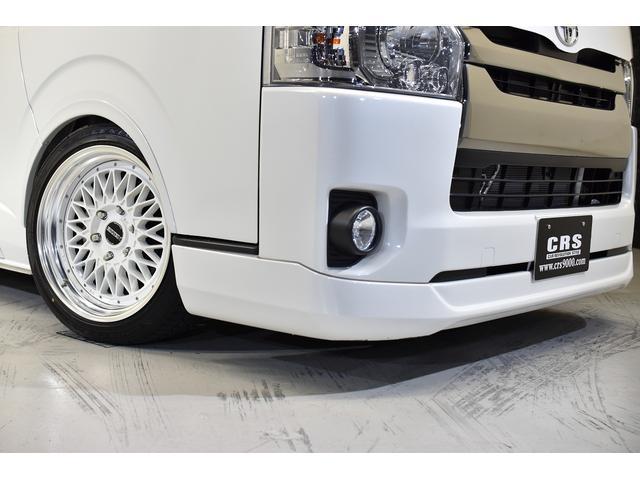 スーパーGL ダークプライムII 自社ユーズドコンプリート車両入庫・ESSEXフロントリップスポイラー・ENCM18インチAW・リーガルフェンダー・モデリスタリアウィング・イクリプスSDナビゲーション・LEDヘッド・両側パワスラ(7枚目)