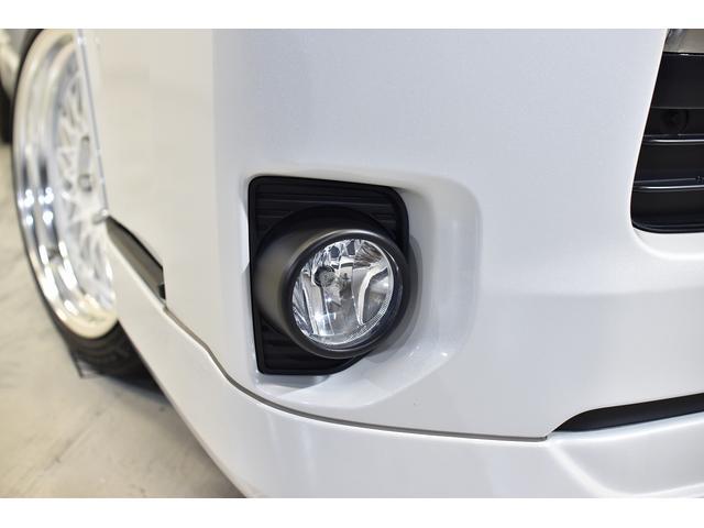 スーパーGL ダークプライムII 自社ユーズドコンプリート車両入庫・ESSEXフロントリップスポイラー・ENCM18インチAW・リーガルフェンダー・モデリスタリアウィング・イクリプスSDナビゲーション・LEDヘッド・両側パワスラ(11枚目)