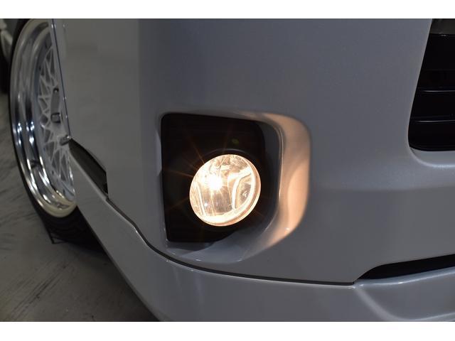 スーパーGL ダークプライムII 自社ユーズドコンプリート車両入庫・ESSEXフロントリップスポイラー・ENCM18インチAW・リーガルフェンダー・モデリスタリアウィング・イクリプスSDナビゲーション・LEDヘッド・両側パワスラ(12枚目)