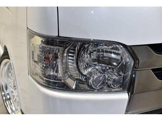 スーパーGL ダークプライムII 自社ユーズドコンプリート車両入庫・ESSEXフロントリップスポイラー・ENCM18インチAW・リーガルフェンダー・モデリスタリアウィング・イクリプスSDナビゲーション・LEDヘッド・両側パワスラ(13枚目)