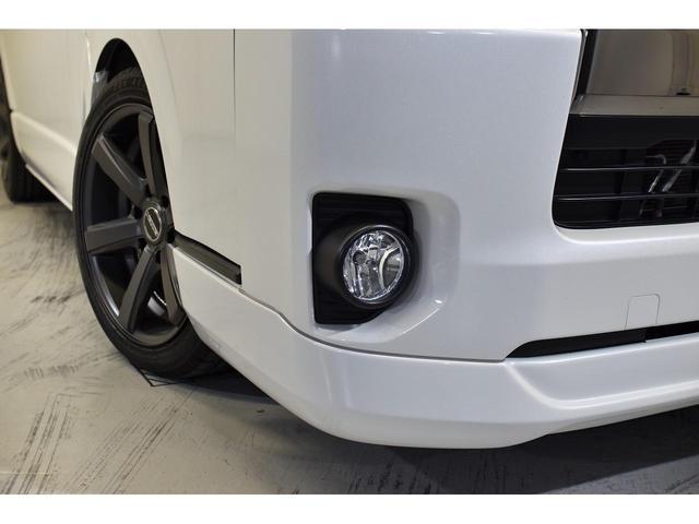 スーパーGL ダークプライムII CRSユーズドコンプリート入庫・ESSEX・EC18インチAW・フロントリップスポイラーVer4・ETC・LEDヘッドライト・SRSエアバック・プッシュスタート&スマートキー・TSS・ホワイトパール(9枚目)
