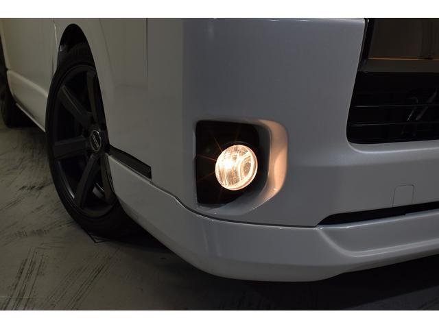 スーパーGL ダークプライムII CRSユーズドコンプリート入庫・ESSEX・EC18インチAW・フロントリップスポイラーVer4・ETC・LEDヘッドライト・SRSエアバック・プッシュスタート&スマートキー・TSS・ホワイトパール(11枚目)