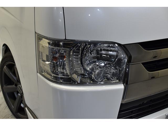 スーパーGL ダークプライムII CRSユーズドコンプリート入庫・ESSEX・EC18インチAW・フロントリップスポイラーVer4・ETC・LEDヘッドライト・SRSエアバック・プッシュスタート&スマートキー・TSS・ホワイトパール(12枚目)