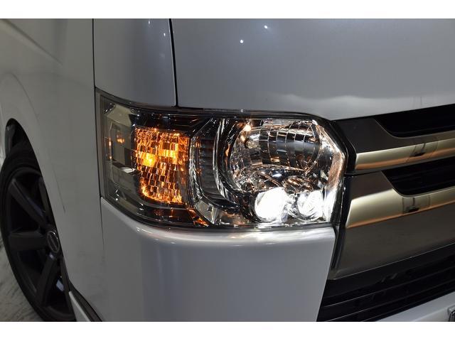 スーパーGL ダークプライムII CRSユーズドコンプリート入庫・ESSEX・EC18インチAW・フロントリップスポイラーVer4・ETC・LEDヘッドライト・SRSエアバック・プッシュスタート&スマートキー・TSS・ホワイトパール(13枚目)