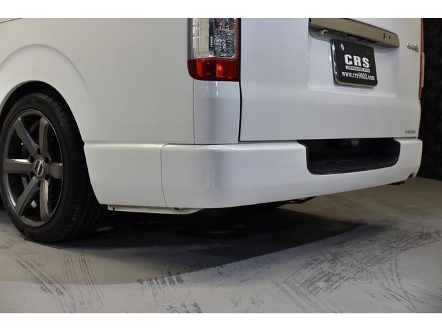 スーパーGL ダークプライムII CRSユーズドコンプリート入庫・ESSEX・EC18インチAW・フロントリップスポイラーVer4・ETC・LEDヘッドライト・SRSエアバック・プッシュスタート&スマートキー・TSS・ホワイトパール(22枚目)