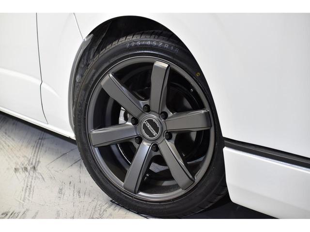スーパーGL ダークプライムII CRSユーズドコンプリート入庫・ESSEX・EC18インチAW・フロントリップスポイラーVer4・ETC・LEDヘッドライト・SRSエアバック・プッシュスタート&スマートキー・TSS・ホワイトパール(25枚目)