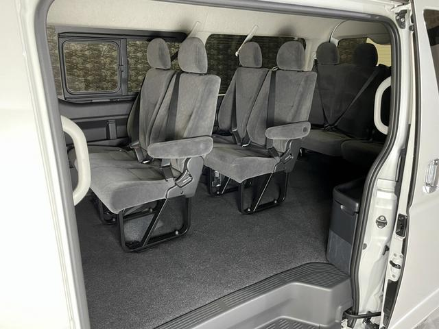 GL GL ワゴンGL 10人乗り CRSコンプリート ホイール タイヤ ナビゲーション ETC エアロ(15枚目)