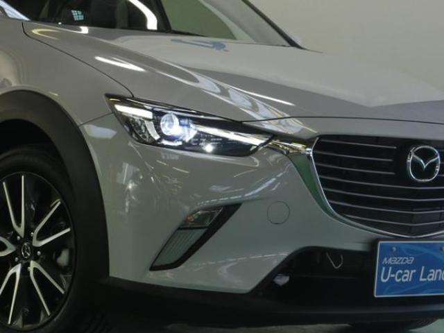 マツダ CX-3 XD ツーリング 2WD 認定U-car 18インチアルミ