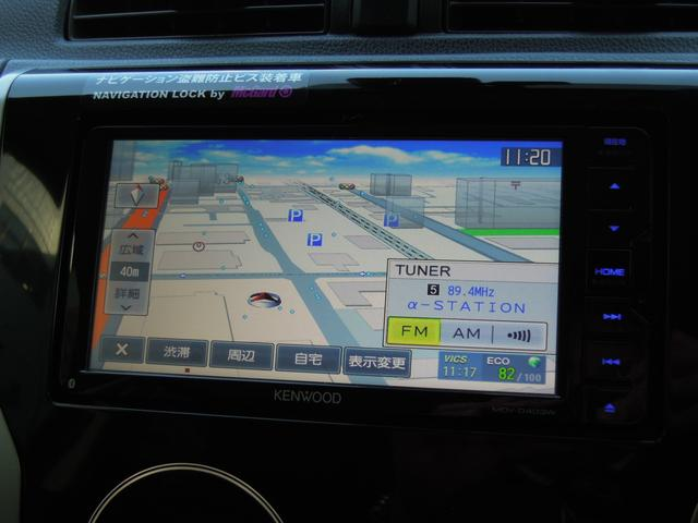 ワンセグTV内蔵の『ケンウッド社製SDナビ/型式MDV-D403W』を装着!!知らない道も快適ドライブ♪高画質のキレイな画面で検索スピードも速く目的地まで分かりやすく案内します☆★