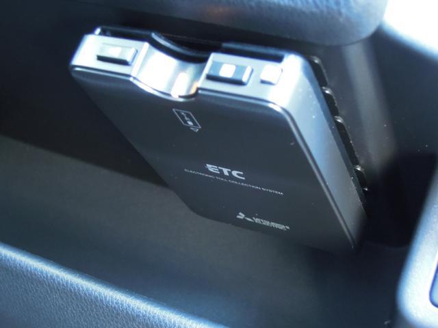 ETCも装備★高速道路の料金所もスイスイ通過◆◇ロングドライブの必需品です♪ 高速道路では優越感+深夜などの割引もありお得です。