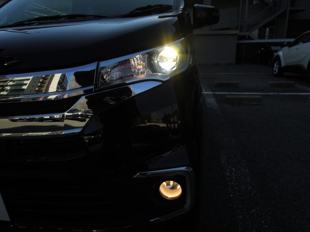 暗い夜道も明るく照らす『HIDヘッドランプ』☆☆夜のドライブも視界は良好で安全運転の強いミカタです☆☆ハロゲンヘッドランプよりも省電力なのでバッテリーにも優しいです。