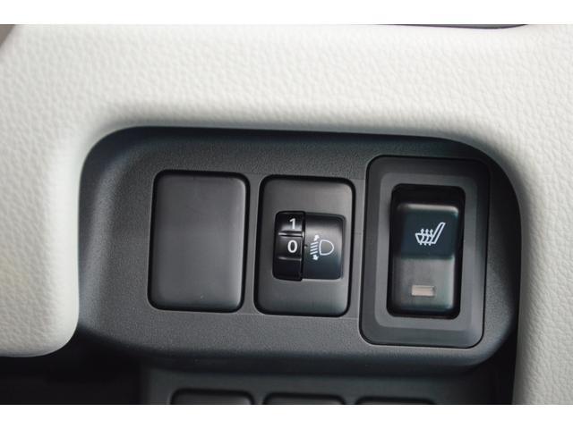 ●シートヒーター●寒い季節もスイッチ一つでシートがポカポカに♪◆冬場はお尻が冷たいですよね。シートヒーターがあれば安心です♪