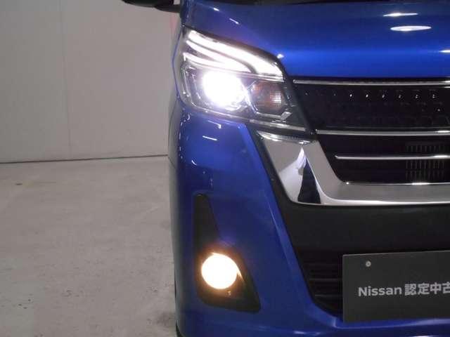 ハイウェイスター Gターボ 衝突時被害軽減ブレ-キ 両側電動スライドドア LEDライト ハイビームアシスト メモリーナビ Bluetooth DVDビデオ再生 アラウンドビューモニター ドライブレコーダー アイドリングストップ(8枚目)