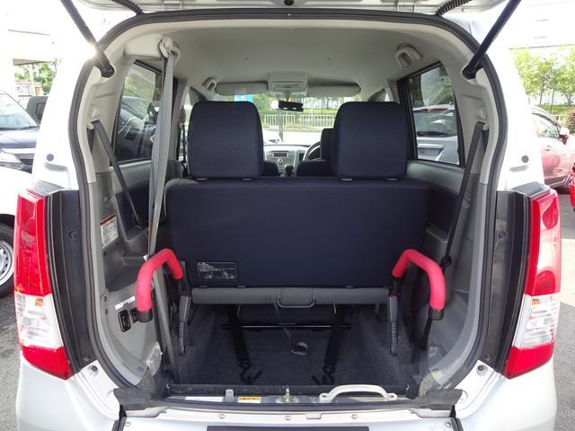 スズキ ワゴンR 福祉車両 車いす移動車 キーレス ワンオーナー