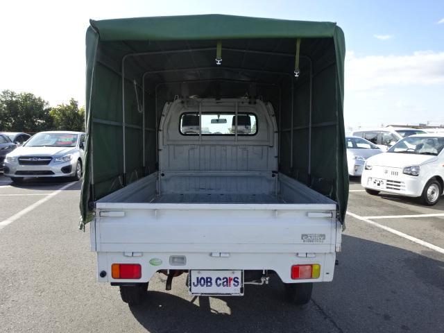 「スズキ」「キャリイトラック」「トラック」「大阪府」の中古車5
