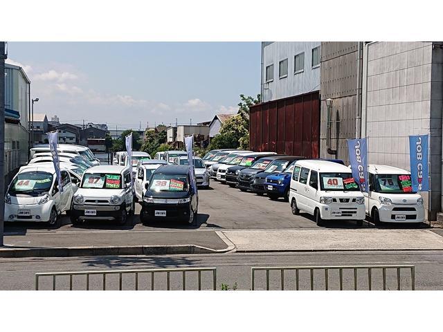 第4展示☆こちらには軽自動車の乗用車(ワゴン・コンパクト・スポーツ)を展示しております。他店に価格負けませんよ。