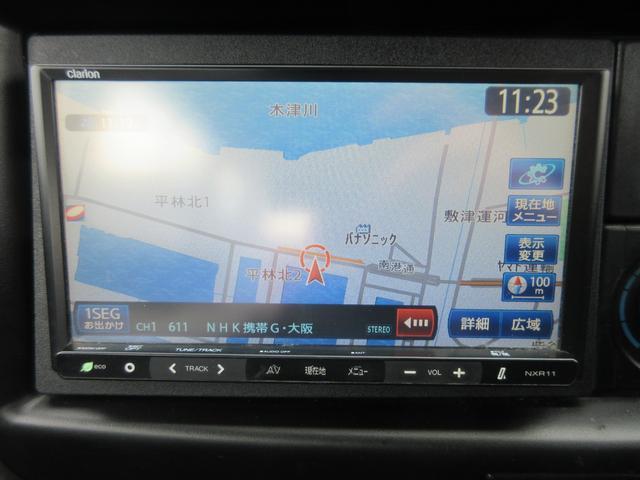 DX ルーフキャリア フル装備 メモリーナビ地デジ バックカメラ CD再生 ETC 集中ロック 左電動ミラー ABS フォグライト(13枚目)