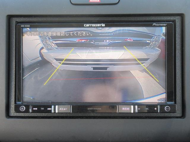 バックカメラ付いてます!!駐車時も安心です!
