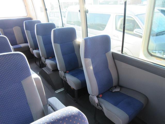 二人掛けシートです☆補助席付き!