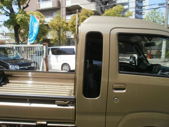 ダイハツ ハイゼットトラック ジャンボ 純LEDライト ABS キーレス