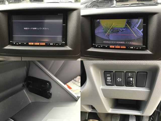 ロングDXターボ 走行38200キロ ディーゼルターボ EXパック 電格ミラー 同色バンパー 純SDナビ フルセグTV Bカメラ ETC 社外テールランプ 5ドア 6人乗り 最大積載1200キロ(4枚目)