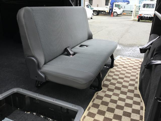 ロングDXターボ 走行38200キロ ディーゼルターボ EXパック 電格ミラー 同色バンパー 純SDナビ フルセグTV Bカメラ ETC 社外テールランプ 5ドア 6人乗り 最大積載1200キロ(35枚目)