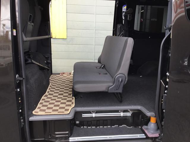 ロングDXターボ 走行38200キロ ディーゼルターボ EXパック 電格ミラー 同色バンパー 純SDナビ フルセグTV Bカメラ ETC 社外テールランプ 5ドア 6人乗り 最大積載1200キロ(36枚目)