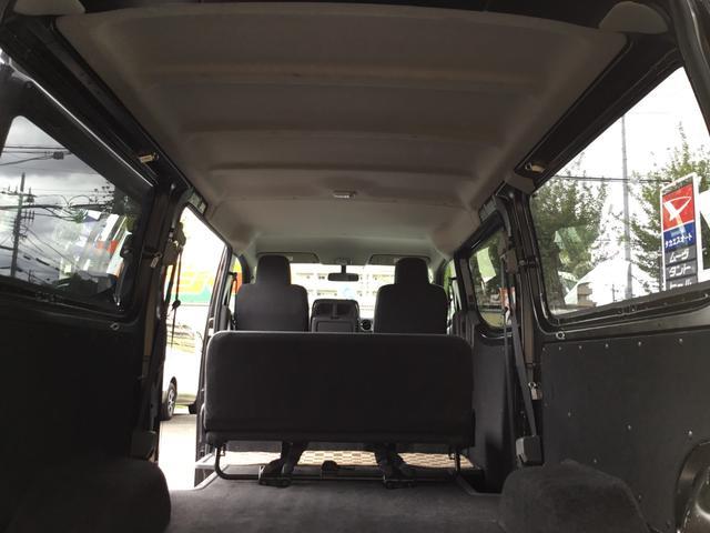 ロングDXターボ 走行38200キロ ディーゼルターボ EXパック 電格ミラー 同色バンパー 純SDナビ フルセグTV Bカメラ ETC 社外テールランプ 5ドア 6人乗り 最大積載1200キロ(50枚目)