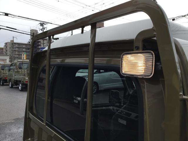 ジャンボ 走行3キロ・4WD・5速MT・デフロック・LEDヘッドライト・LEDフォグ・オートライト・HiLo切替・キーレス・荷台作業灯・荷台チェーン・シートリクライニング(23枚目)