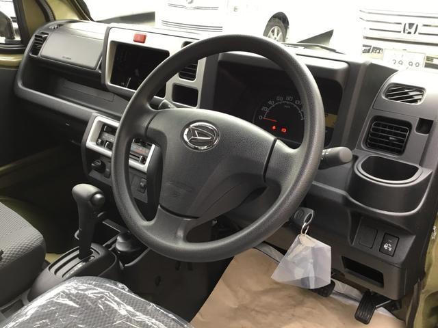 ジャンボ 走行4キロ・4WD・AT車・LEDヘッドライト・LEDフォグ・キーレス・荷台チェーン・荷台作業灯・オートライト・メッキグリル・ABS・リクライニングシート(12枚目)