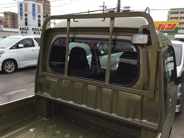 ジャンボ 走行4キロ・4WD・AT車・LEDヘッドライト・LEDフォグ・キーレス・荷台チェーン・荷台作業灯・オートライト・メッキグリル・ABS・リクライニングシート(24枚目)