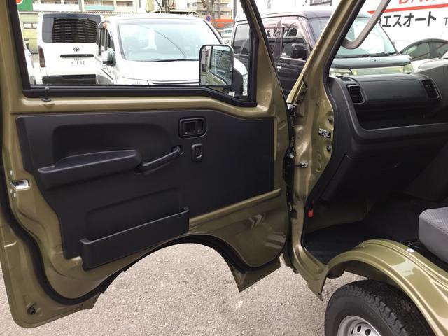ジャンボ 走行4キロ・4WD・AT車・LEDヘッドライト・LEDフォグ・キーレス・荷台チェーン・荷台作業灯・オートライト・メッキグリル・ABS・リクライニングシート(31枚目)