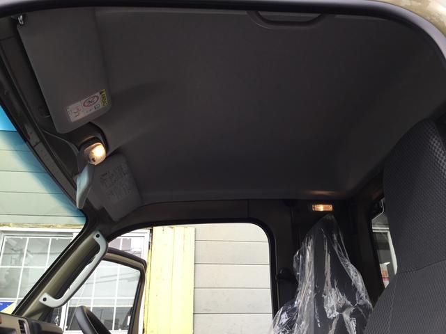 ジャンボ 走行4キロ・4WD・AT車・LEDヘッドライト・LEDフォグ・キーレス・荷台チェーン・荷台作業灯・オートライト・メッキグリル・ABS・リクライニングシート(34枚目)