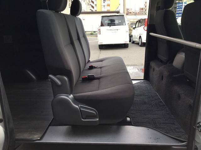 ロングスーパーGL 走行31800キロ・LEDヘッドライト・社外SDナビ・フルセグTV・DVDビデオ・USBケーブル・Bカメラ・ETC・荷室板張りフローリング調・AC100V電源・スマートキー・Pスタート(42枚目)