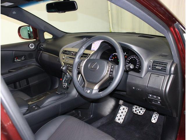レクサス RX RX450h Fスポーツ マークレビンソン
