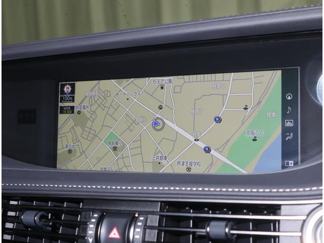 LS500 Fスポーツ ムーンルーフ ヘッドアップディスプレイ パノラミックビューモニター プリクラッシュセーフティシステム ドライブレコーダー LTA AHS(7枚目)