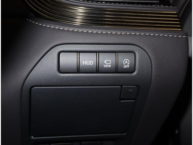 LS500 Fスポーツ ムーンルーフ ヘッドアップディスプレイ パノラミックビューモニター プリクラッシュセーフティシステム ドライブレコーダー LTA AHS(15枚目)