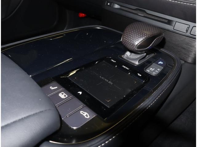 LS500 Fスポーツ ムーンルーフ ヘッドアップディスプレイ パノラミックビューモニター プリクラッシュセーフティシステム ドライブレコーダー LTA AHS(22枚目)