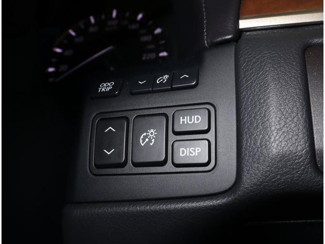 GS300h Iパッケージ パワートランクリッド 235/45R18 カラーヘッドアップディスプレイ 三眼フルLEDヘッドランプ&AHS クリアランスソナー ブラインドスポットモニター(13枚目)