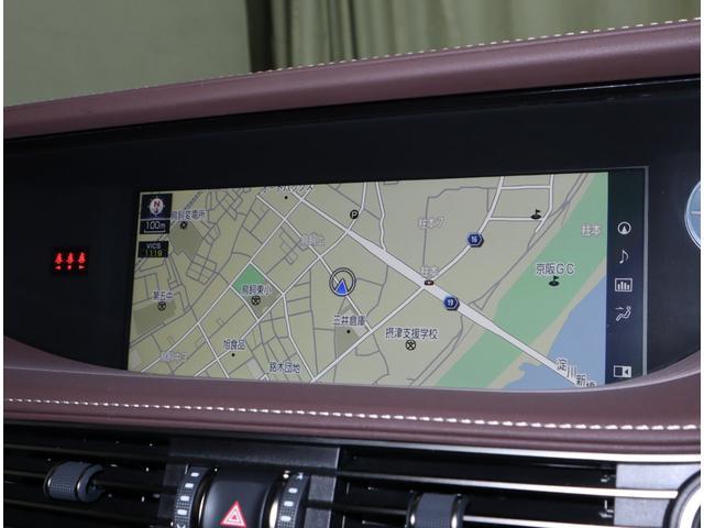 LS500 Iパッケージ 認定中古車 デジタルインナーミラー ムーンルーフ(9枚目)