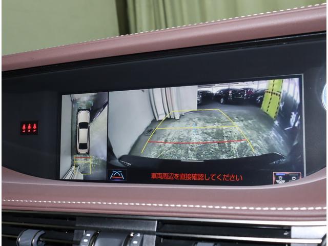 LS500 Iパッケージ 認定中古車 デジタルインナーミラー ムーンルーフ(10枚目)